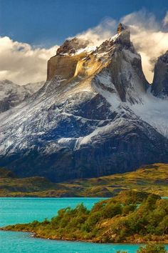 Torres del Paine National Park, Magallanes Region, Chile