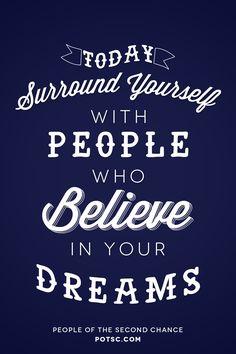 I  believe in you.