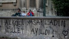 Resistance through humor - 25 Examples Of The Best Street Humour From Istanbul, Gezi Park (#occupygezi) Protests #power