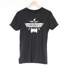 £9.99 Hard Rock Guitar Mens TShirt Heavy Metal Rock Guitarist Artists Roll Musical Gig #Get2wear #rocks #rockstar #music #tshirt