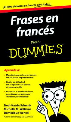 Frases en francés para Dummies | Planeta de Libros