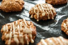 Paleo, Healthy Recipes, Cookies, Food, Crack Crackers, Biscuits, Essen, Beach Wrap, Healthy Eating Recipes