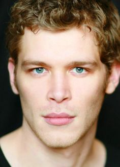 Joseph Morgan...he looks so young