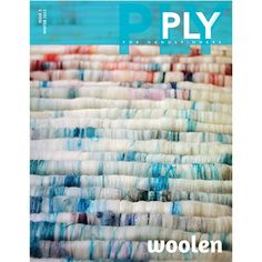 Whether long draw has long been your nemesis or you've always let twist between your hands, this issue will stretch your skills and help create woolen yarns