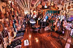 """I'm looking forward to the day when I can go to Hawaii and visit the """"Hawaii Music Supply"""""""