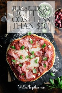 Food Photography Lighting For Cheap