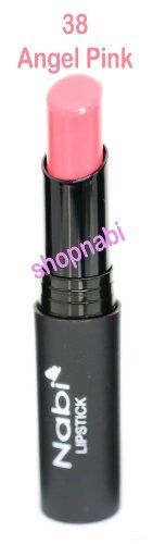 Lipstick Nabi Round Lipstick  38Angel Pink -- For more information, visit image link.Note:It is affiliate link to Amazon. #Makeup