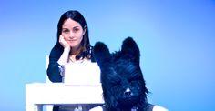 O Retrato do Bob: Silvia Gomez, sem medo do lobo mau