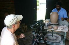 Discovering Dave: Spirit Captured in Clay. This documentary revolves around the story of the Edgefield, South Carolina, slave potter named David Drake.  David, who used his skills as a craftsman, created jars and pitchers, during the the 1800s. Visit the page to watch a clip. http://www.archaeologychannel.org/events-guide/international-film-and-video-festival/185-tac-fest-2014-pages/2014-film-pages/1652-discovering-dave-spirit-captured-in-clay
