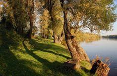 Upon the Bug river, Mężenin, Podlasie, photo: bodzio051