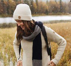 Clothes made of recycled wool - Kierrätetystä villasta valmistettuja vaatteita Fjällräveniltä Villa, Vest, Socks, Wool, Clothing, Sweaters, Jackets, Outdoor, Inspiration