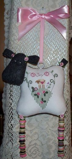 My Sometimes Cross Stitching Obsession March 21, 2012