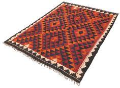 Kelim Maimane Teppich ABCL268 (Zu Warenkorb hinzufügen)