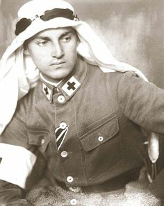 "Armin T. Wegner (October 16, 1886 – May 17, 1978) - WWI German soldier and medic who photographed and documented the Armenian Genocide by the Turks 1914-1916. He was persecuted by the Nazis in 1933 for his condemnation of antisemitism. Upon his release, he fled to Rome. The inscription on Wegner's gravestone echoes the dying words attributed to Pope Gregory VII in 1085. ""Amavi iustitiam odi iniquitatem Propterea morior in exsilio. I loved justice and hated iniquity Therefore I die in exile"""
