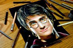 Artista cria retratos extremamente realistas feitos apenas com lápis de cor | Jornal Ciência