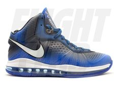 lebron 8 v/2 · all-star