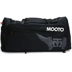 Mooto MMA Sports Bag Taekwondo Martial Arts Gear Karate Judo Kungfu TKD Training #Mooto