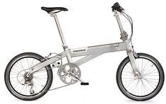 Corsshead folding bike
