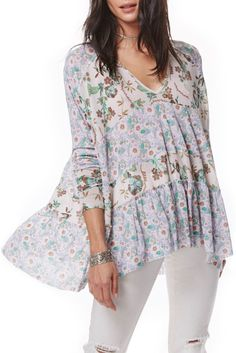 Image of Free People Isabelle Tunic