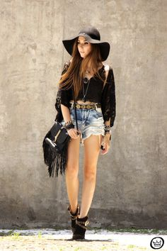Look du jour: If There's Love 		   por Flávia Linden | Fashion coolture 		   		   - http://modatrade.com.br/look-du-jour-if-therea-os-love