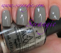 "OPI ""Touring America Collection"" - French Quarter for your Thoughts (Fall 2011)"