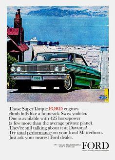1964 Ford Galaxie 500/XL 2-Door Hardtop