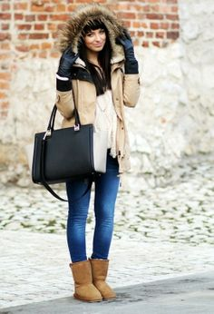 16 Winter Street Style Outfits - Fashion Diva Design