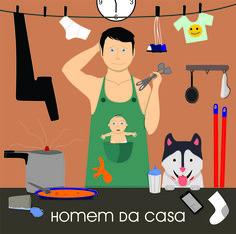 Homem da casa - ilust 17