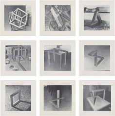 Gerhard Richter, Neun Objekte,1969