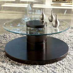 Nuba Round Cocktail Table by Signature Design by Ashley