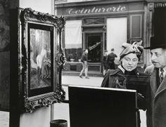 """"""" Le Regard Oblique"""" by Robert Doisneau"""