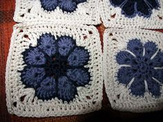 Ravelry: Granny Square for Somalia pattern by eliZZZa Wetsch
