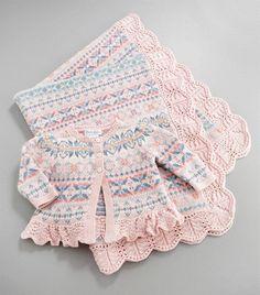 Designer Baby: Ralph Lauren Crochet Cardigan and Blanket Knitting For Kids, Baby Knitting Patterns, Baby Patterns, Crochet Patterns, Designer Baby Blankets, Designer Baby Clothes, Crochet Cardigan, Baby Blanket Crochet, Crochet Baby