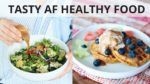 3 Healthy and Easy Dessert Recipes l Brownies / Energy Bites/ Ice cream l RealLife Realhome