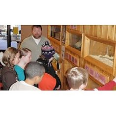 Animal Feeding at Children's Discovery Museum Minneapolis, MN #Kids #Events