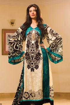 Mahiymaan Eid Collection 2011 by Al Zohaib Textiles