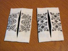 athenasthimble.com, Blackwork - Tissue keepers (made me think of you, @Margaret Cho Martinez Martinez Martinez Martinez Doskey