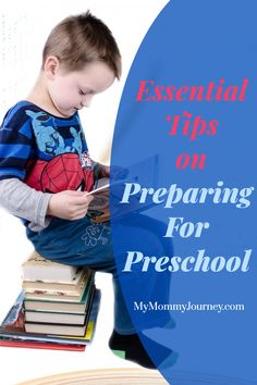 Follow these essential tips on preparing for preschool to ensure your child will transition well into preschool. Your child will enjoy a tear-free 1st day when you use these easy tips. #preparingforpreschool #preschool