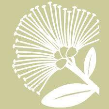 zealand, native plants and south island clipart Maori Symbols, Polynesian Art, Pole Art, Nz Art, Maori Art, Copper Art, Christmas Art, Xmas, Kiwiana