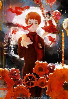 Jack et la mecanique du coeur by YamYami-Shin