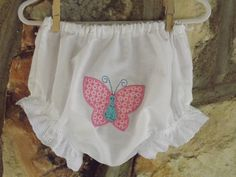 Baby Bloomers by MonogramBoutiqueMS on Etsy, via Etsy.