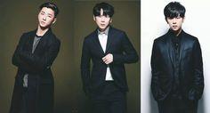 B.A.P - Bang Yongguk , Himchan , Daehyun