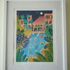 Blaue Balboa tanzen paar A3 A2 A1 Art Deco Bauhaus | Etsy Art Deco Illustration, Tango Art, Poster Print, Art Deco Stil, Close Up Photos, Bauhaus, A3, Print Design, Weaving