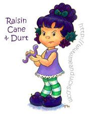 raisin cane amp durt the worm artwork