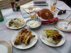 Delicious Albanian Food