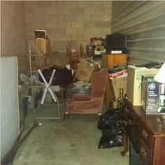 10x20. Chairs, Tables, Mattress, Boxes, Rack, Misc Items. #StorageAuction in Memphis (051). Ends Mar 9, 2016 8:00AM America/Los_Angeles. Lien Sale.