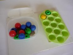 Fine motor.... I already have a tray this shape maybe now I'll be able to use it.