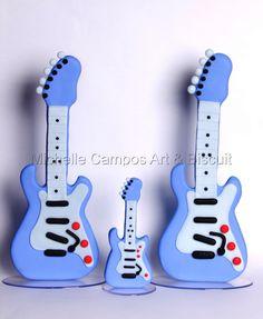 guitarra de biscuit - Pesquisa Google