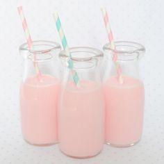 """Glass Milk Bottle   5.5"""" - $4.50"""