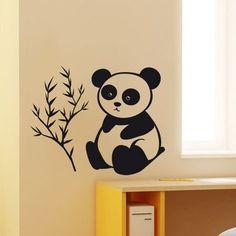 Sticker Bebe panda